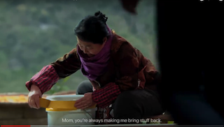 Apple снял короткометражный фильм на iPhone