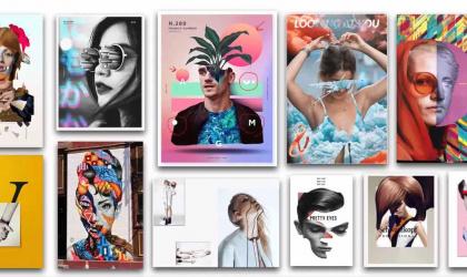 Графический дизайн для соцсетей: топ-10 года