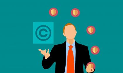 А вы уверены в правах на свою рекламу?
