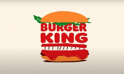Старый новый логотип Бургер Кинга