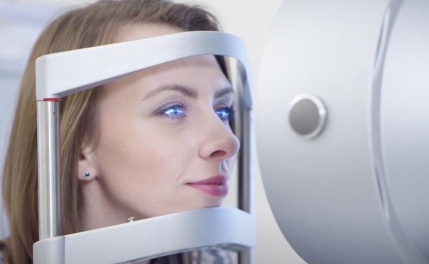 """Рекламный ролик коррекции зрения для клиники """"Три-З"""" в Перми"""