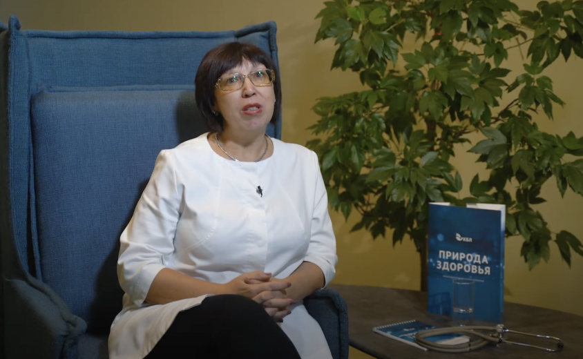 Рекламный ролик в формате совета для Краснодарской Бальнеолечебницы