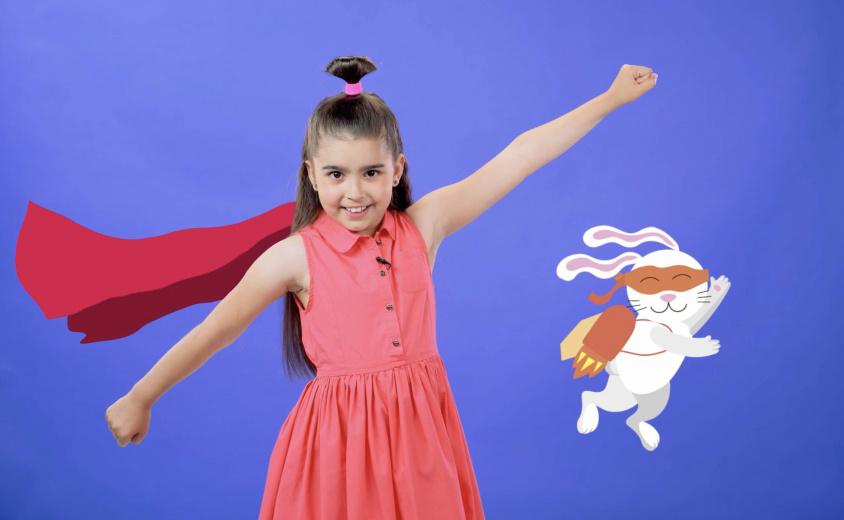 Рекламный ролик детских молочных продуктов YUMMY UNITED