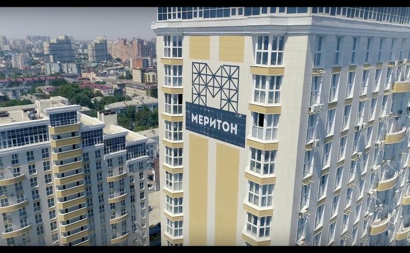 """Имиджевый ролик строительной компании """"МЕРИТОН"""""""