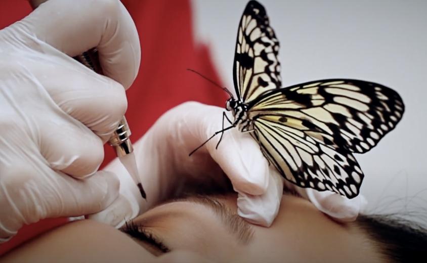 Имиджевый ролик студии таттуажа