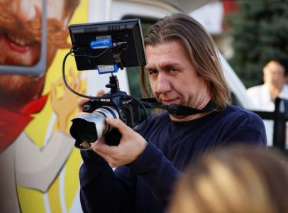 Съемочная группа для съемки серии в Краснодаре приехала из Москвы