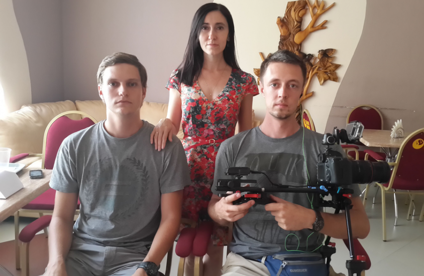 Цикл программ «Понаехали» для телеканала Кубань 24. 2015 г.