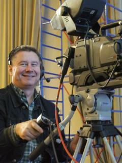 Съемки проекта «Горячая десятка Казак FM» 2012 г.
