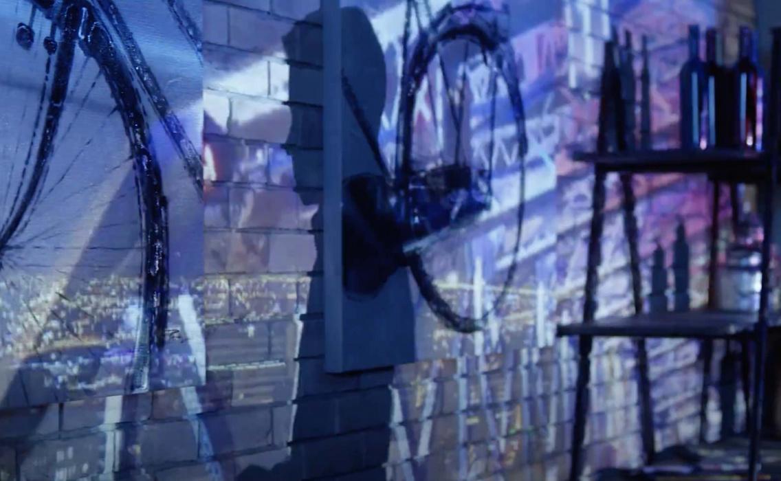 Рекламный ролик интерьеров сети строительных гипермаркетов